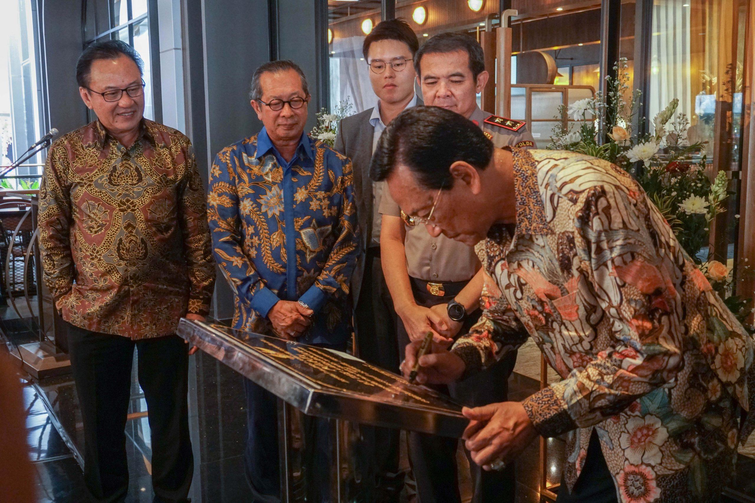 Hotel Porta By The Ambarrukmo Resmi Dibuka Oleh Gubernur DIY Sri Sultan Hamengku Buwono X