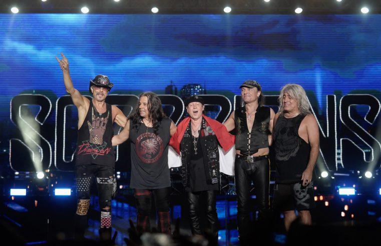 Scorpions dan Whitesnake Sukses Mengguncang Panggung JogjaROCKarta 2020