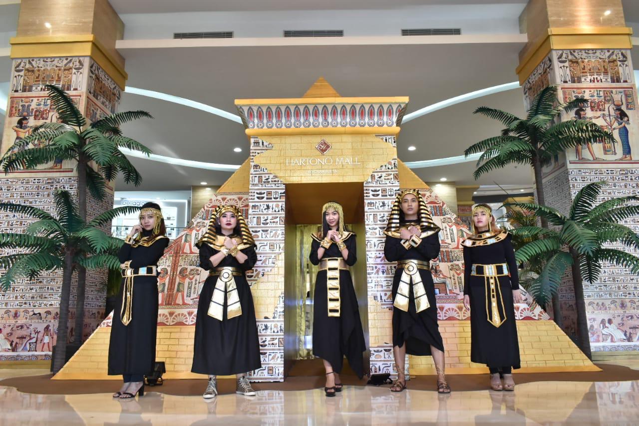 Songsong Lebaran, Hartono Mall Jogja Sajikan Cozy Ramadhan Shopping Bernuansa Egypt