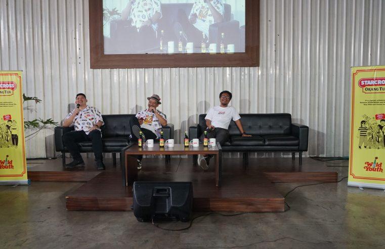 Kembali Berkolaborasi, Starcross Gandeng Anggur Orang Tua di Produk Terbarunya