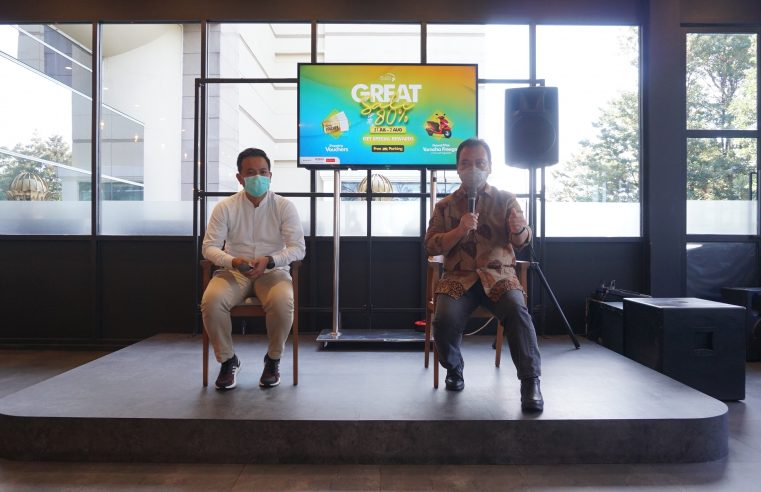"Siap-siap! Ratusan Tenant Plaza Ambarrukmo Bakal Meriahkan Pesta Diskon Istimewa ""Great Sale Up To 80%"""