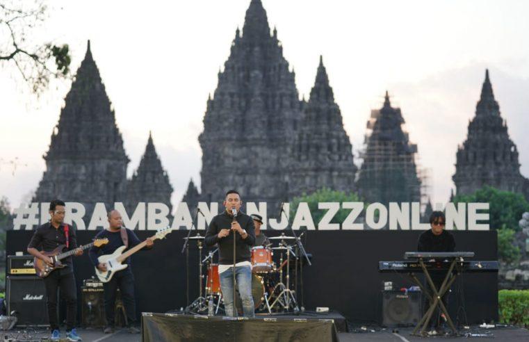 Prambanan Jazz Online, Membayar Lunas Kerinduan Penikmat Konser di Tengah Pandemi Covid-19