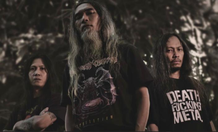 Menginjak Usia 25 Tahun, Band Metal Asal Jogja Death Vomit Siap Luncurkan Album Terbaru