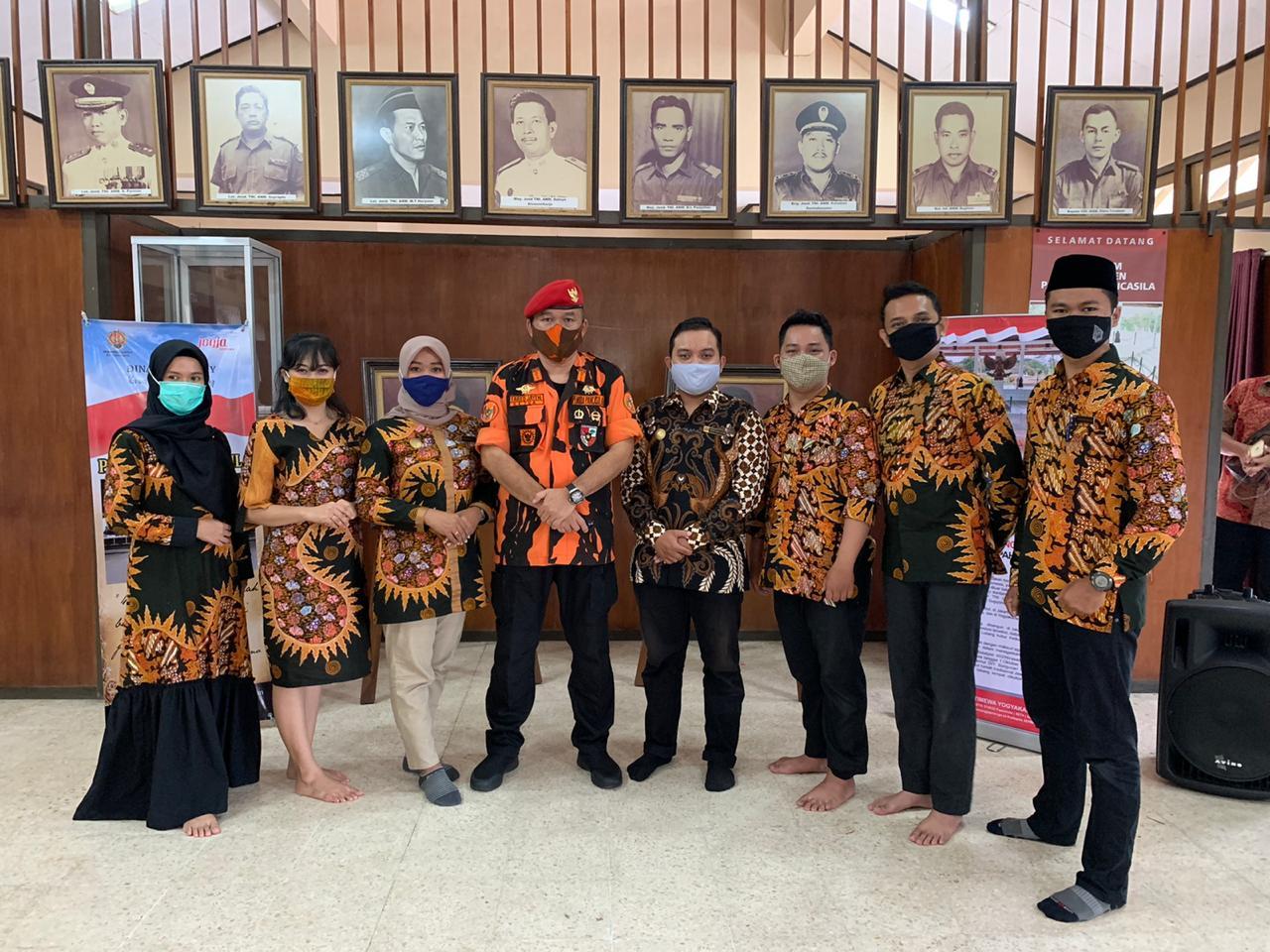 Peringati Hari Kesaktian Pancasila Ke-55, Duta Museum DIY Bersama Pemuda Pancasila Gelar Napak Tilas G30S/PKI dan Tahlilan