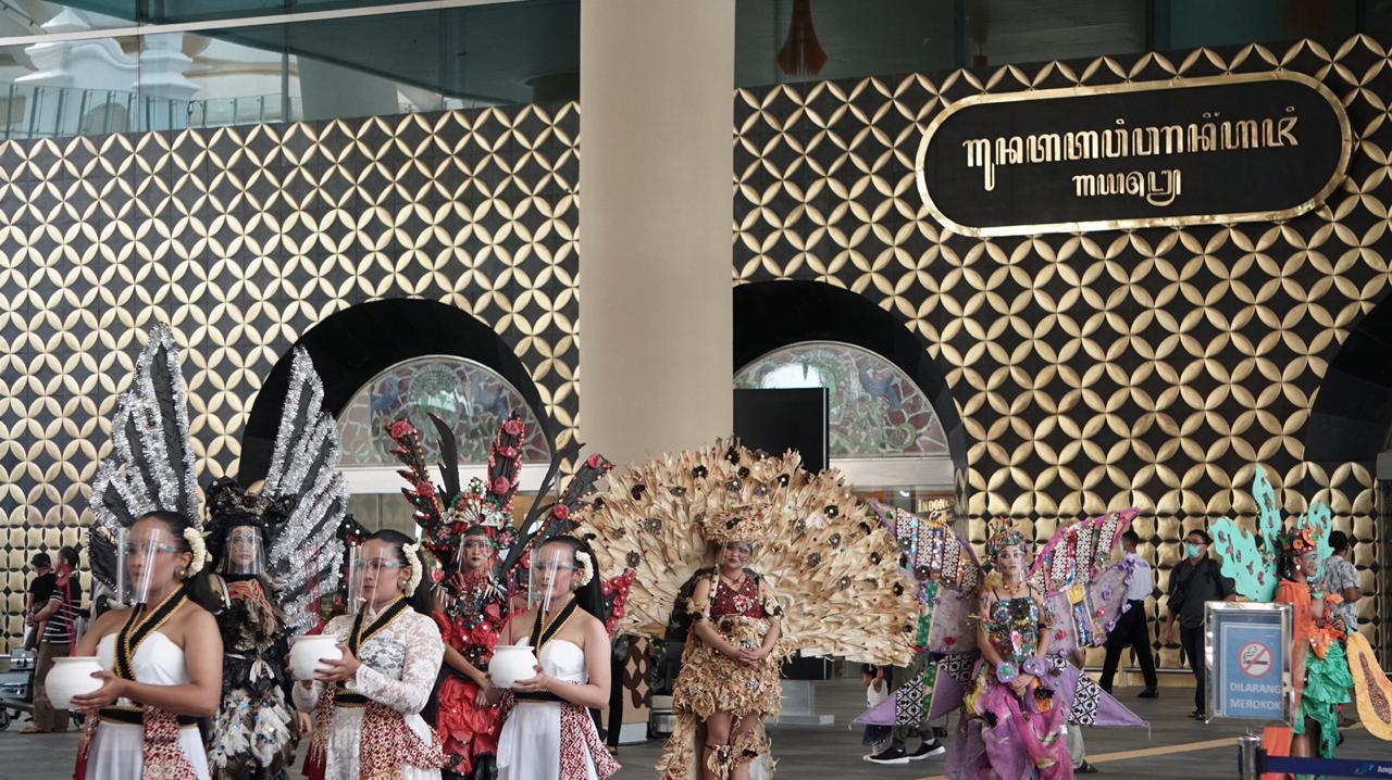 Dirgayuswa Kasanga Royal Ambarrukmo Jadi Gelaran Acara Perdana di Yogyakarta International Airport Kulon Progo
