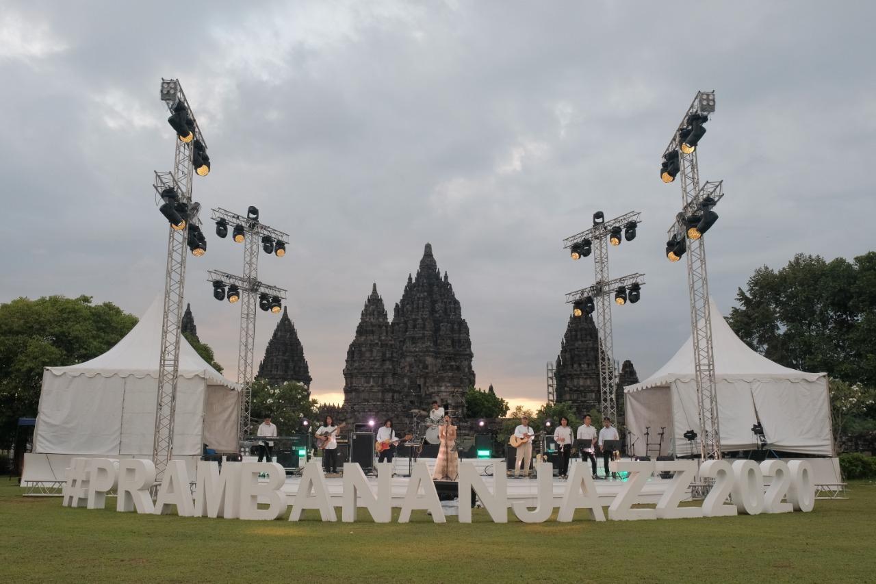 Disiarkan Langsung Dari Candi Prambanan, Prambanan Jazz Virtual Festival 2020 Tetap Hadirkan Keintiman Dengan PJF Lovers