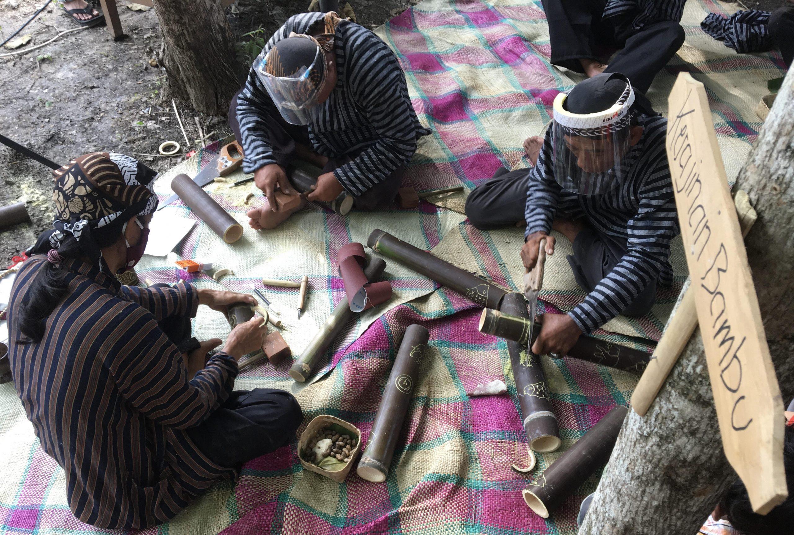 Pasar Budaya Tunjukkan Sisi Lain Situs Manusia Purba Sangiran