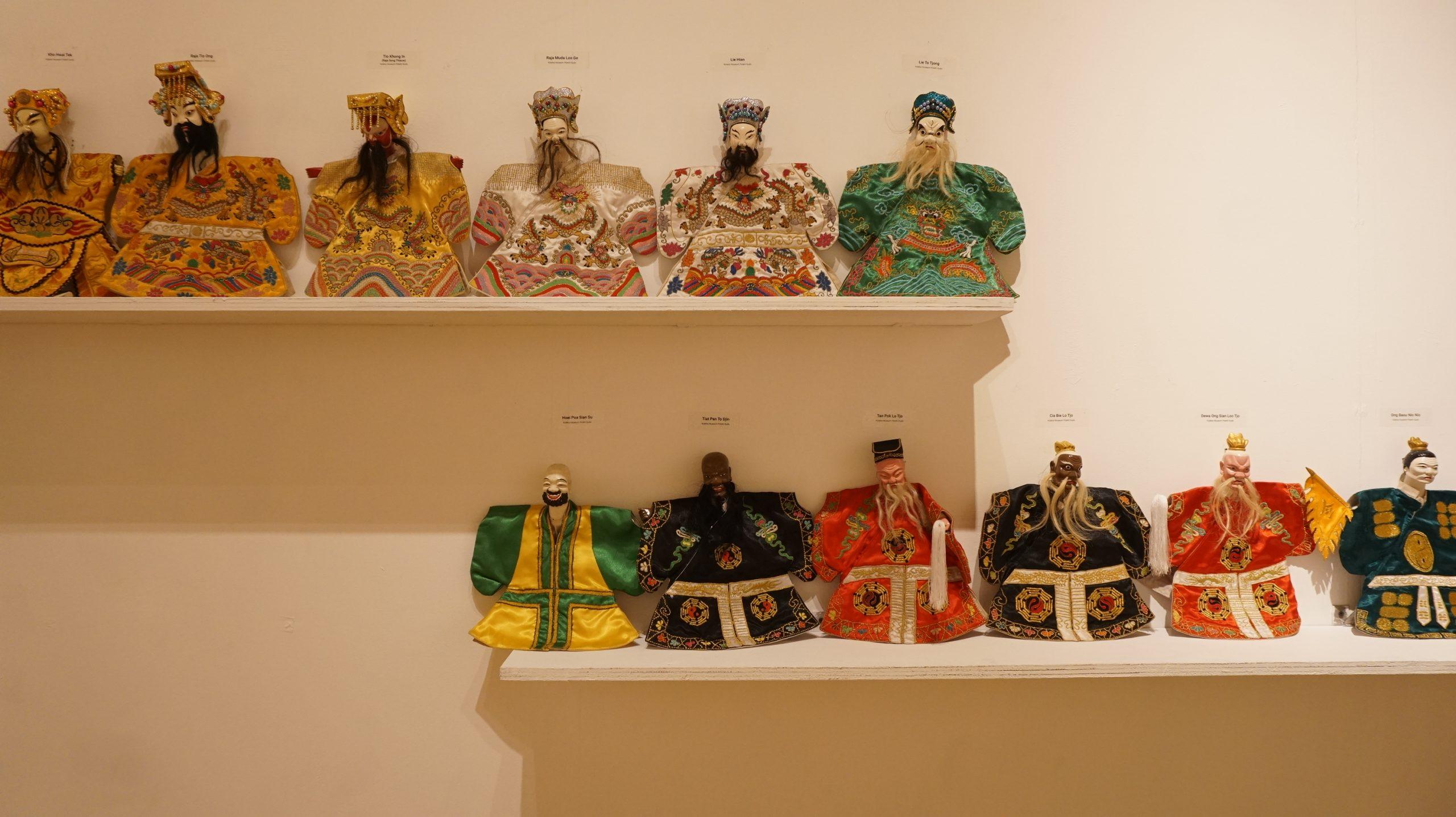 Menilik Harmoni Cina-Jawa dalam Seni Pertunjukkan di Museum Sonobudoyo Yogyakarta